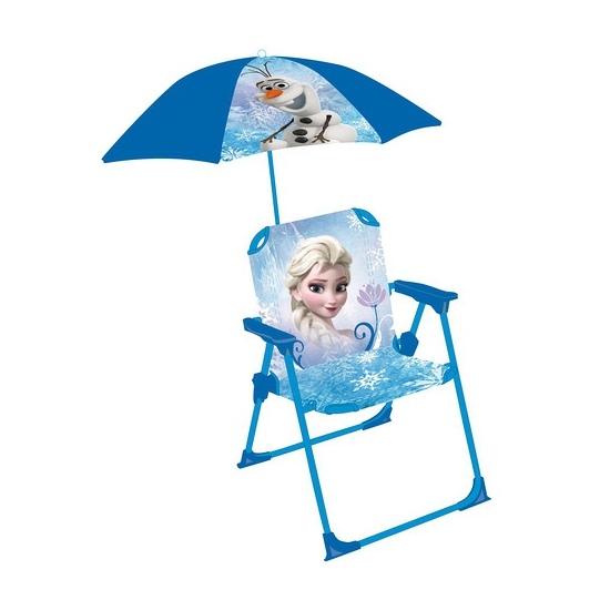 Disney Frozen Strand En Picknick Stoeltje Met Parasol Capshopper kopen