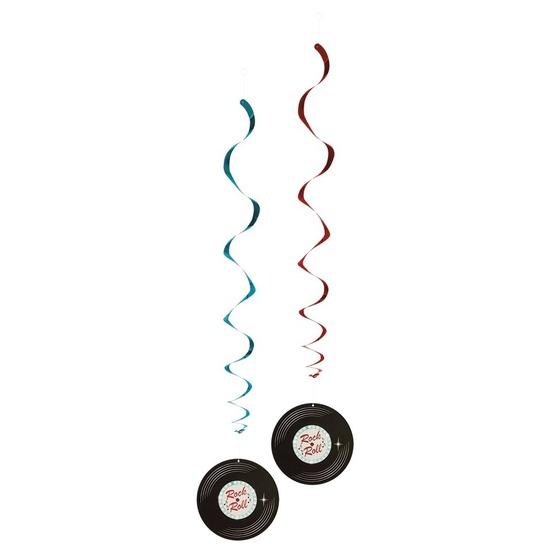 2x Rock n Roll rotorspiraal 85 cm