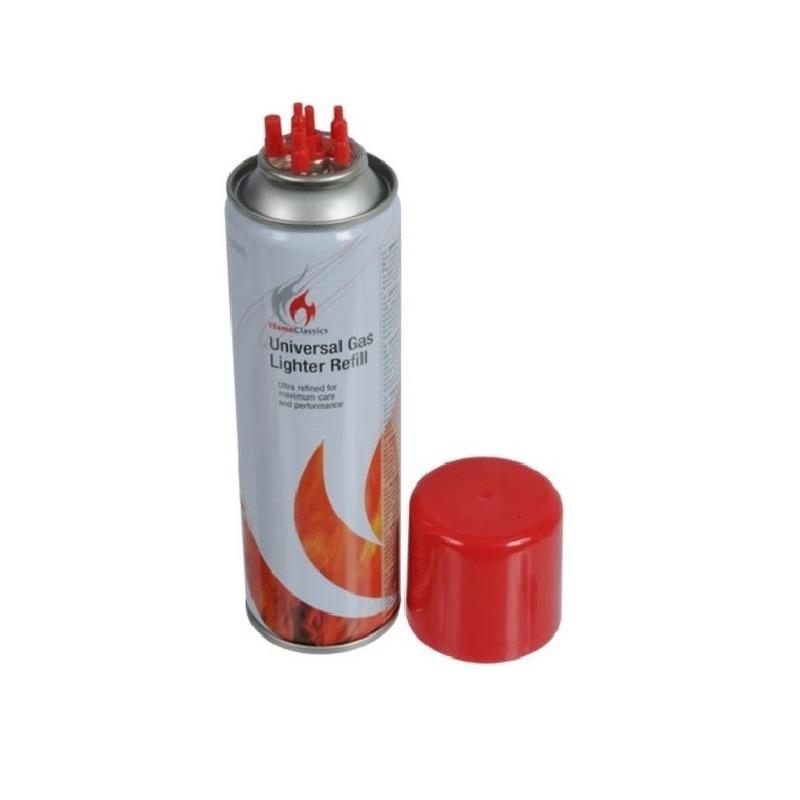 Aansteker gas-butaan gasfles 250 ml