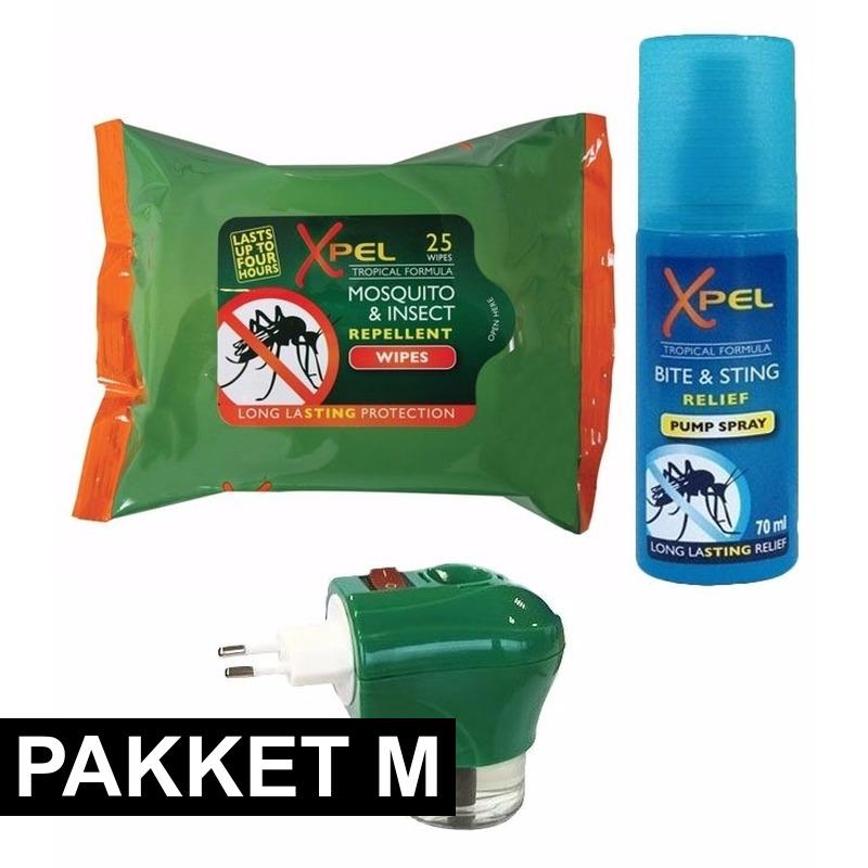 wijzer in geldzaken 12% Korting Anti muggen pakket medium
