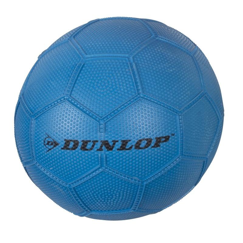 Blauwe speelgoed voetbal maat 3 voor kinderen