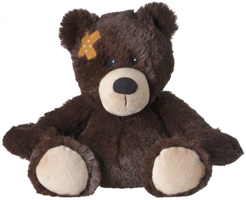 Bruine beren magnetron knuffels
