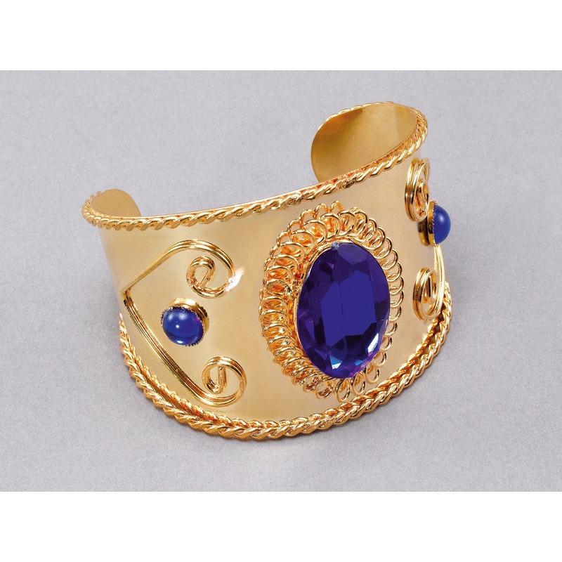 Cleopatra armband met steen