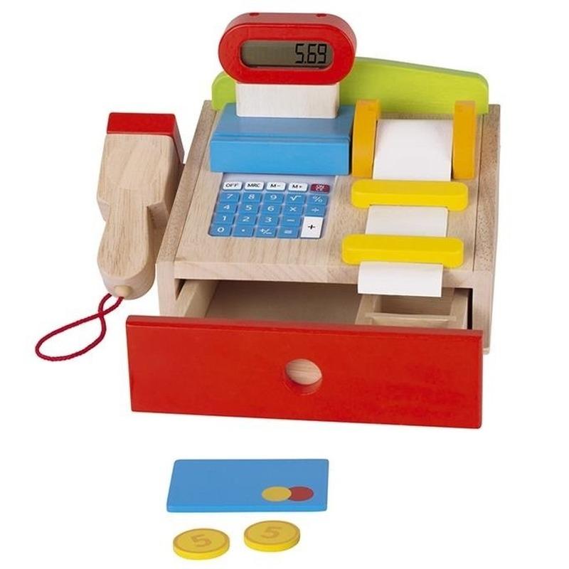 Complete speelgoed kassa
