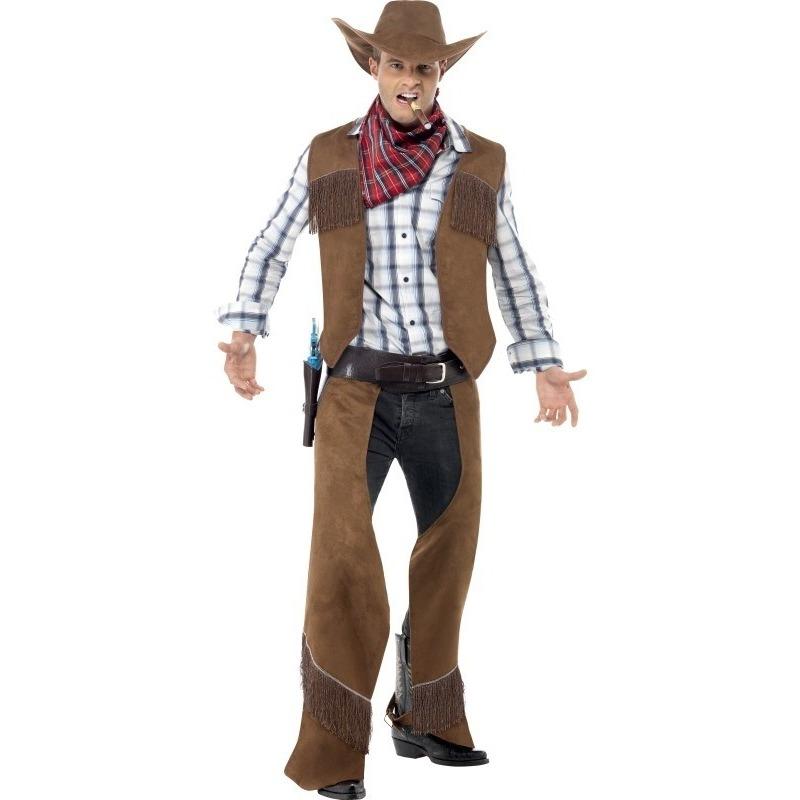 Cowboy kostuum voor heren