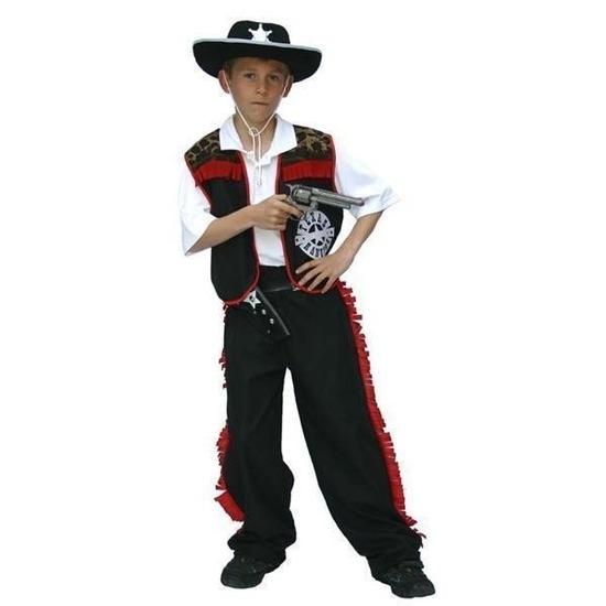 Cowboy verkleed kostuum voor jongens