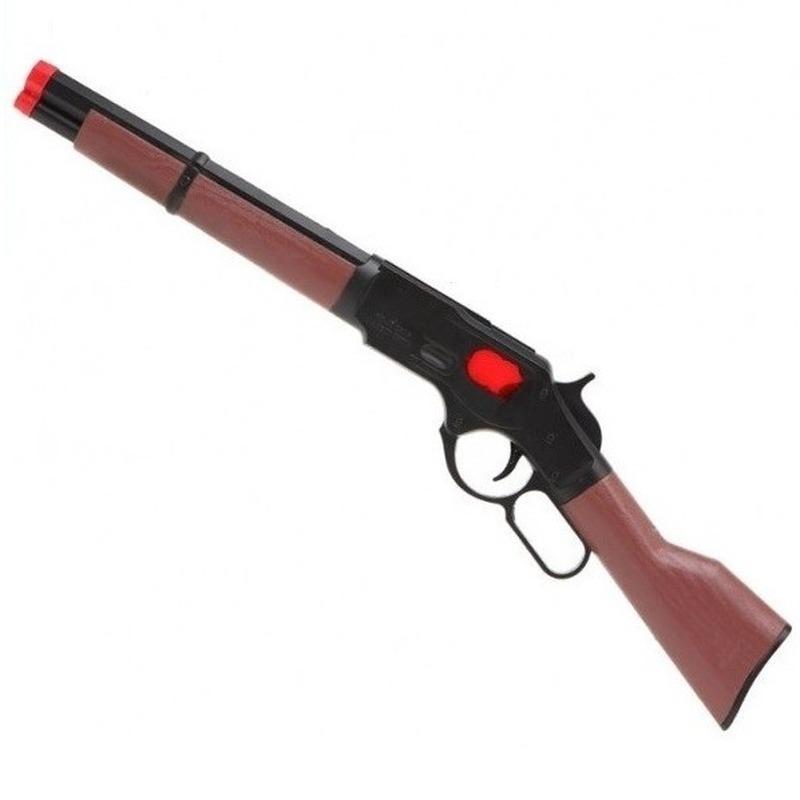 Cowboy-western verkleed geweer 55 cm