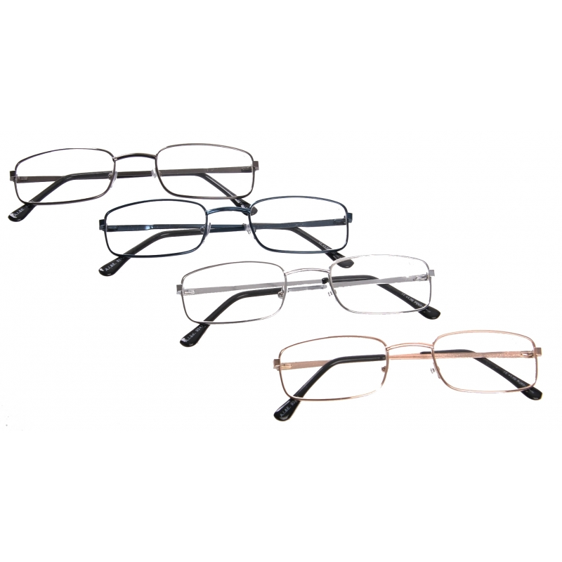 Dames leesbril met hoesje