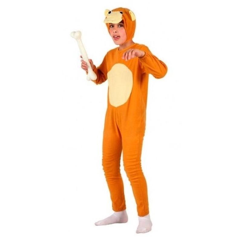 Dierenpak hond-honden verkleed kostuum voor kinderen