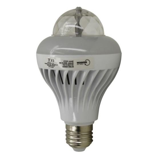 Disco lamp-licht E27 fitting 3 in 1