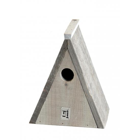 Driekhoek vogelhuisje 23 cm Capshopper Tuin artikelen