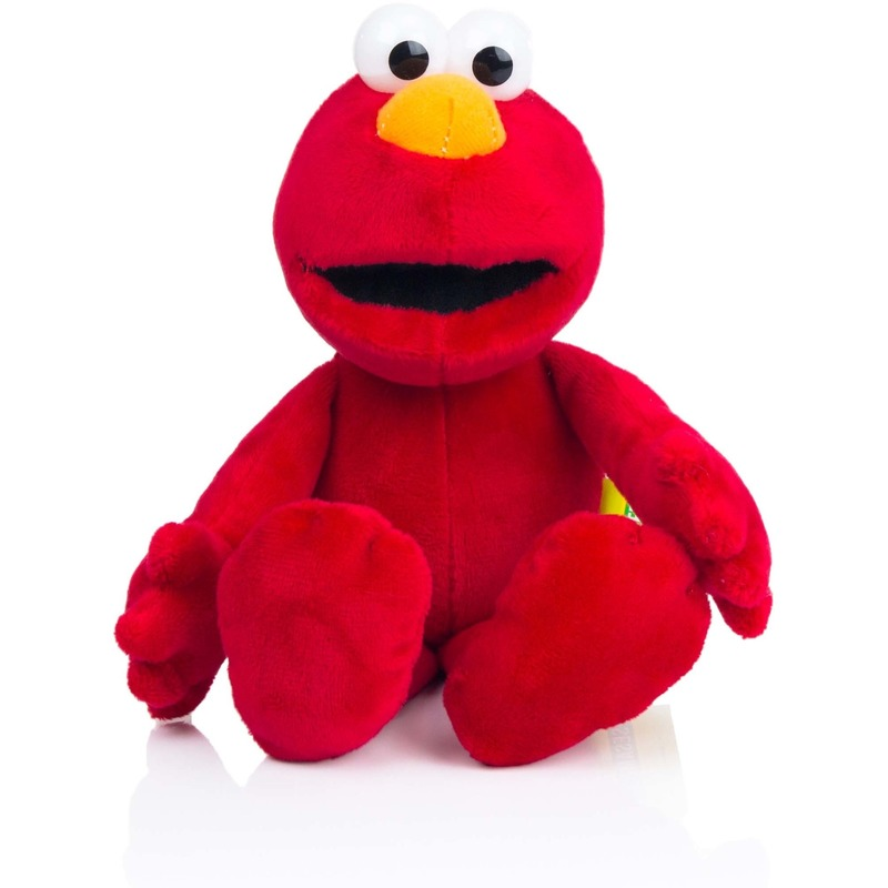 Elmo Sesamstraat pluche knuffel 25 cm