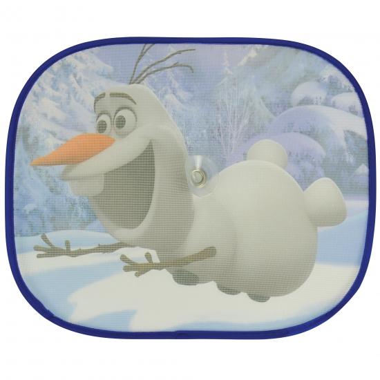 Disney Frozen Olaf auto zonneschermen 2 stuks Outdoor Vakantie