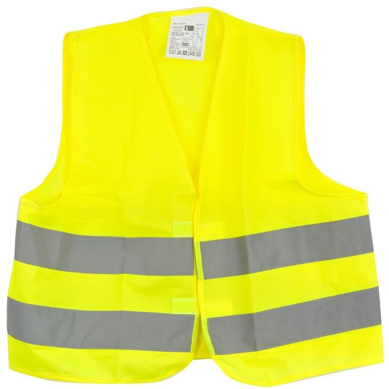 Overige kleding Geel veiligheidsvest voor kinderen