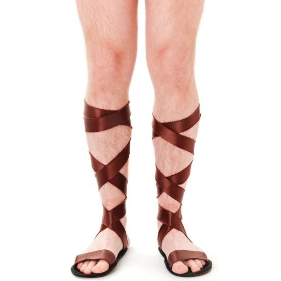 Griekse volwassenen slippers
