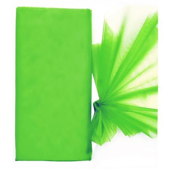 Groene gaas stof op rol 150 x 300 cm