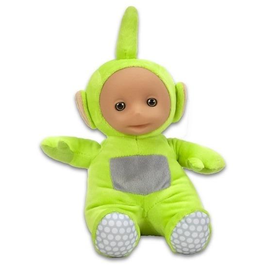 Groene Teletubbie Dipsy knuffel-pop 26 cm