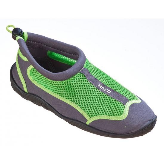 Groene waterschoenen- surfschoenen dames