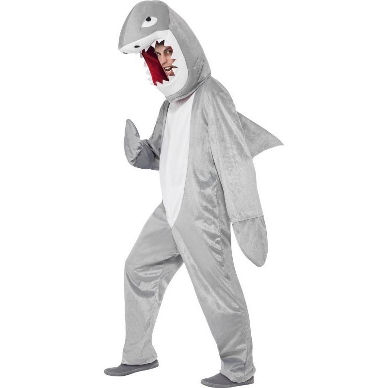 Haaien kostuum-pak voor volwassenen