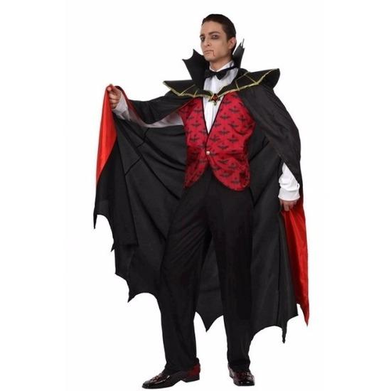 Halloween verkleedkleding vampier