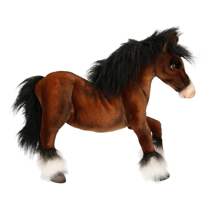 Hansa pluche paard knuffel 50 cm