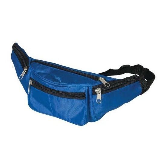 Heuptasje-fanny pack blauw 29 x 10 x 6 cm festival musthave