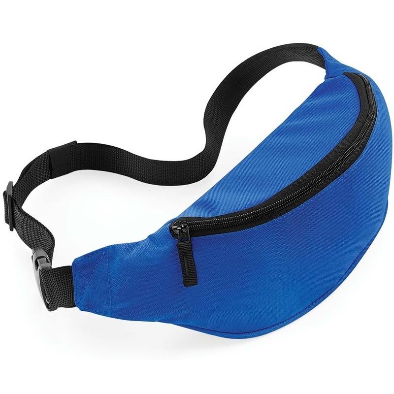 Heuptasje-fanny pack blauw 38 x 14 x 8 cm festival musthave
