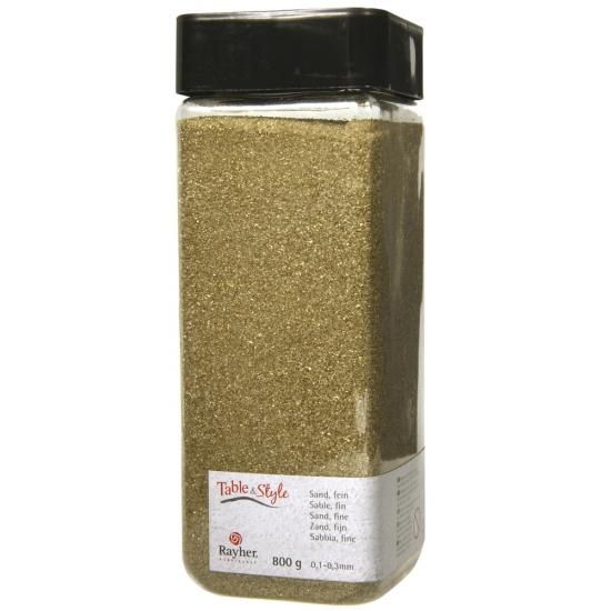 Hobby zand fijn goud