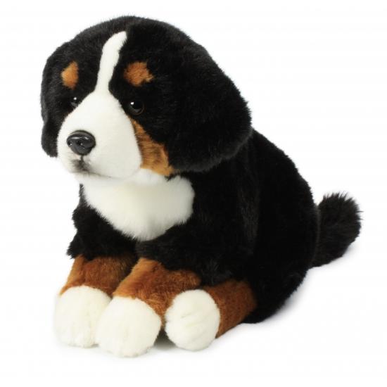Honden knuffels berner sennen 26 cm