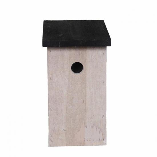 Houten vogelhuisje 27 cm Capshopper Tuin artikelen