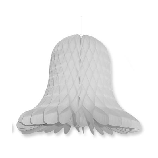 Huwelijk klok decoratie grijs 20 cm
