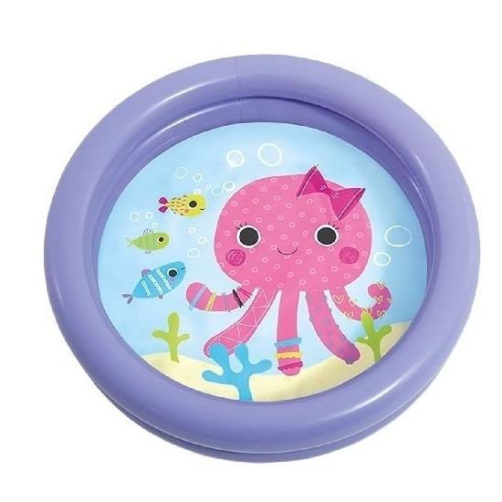 Intex baby-kinder opblaas zwembad paars 61 cm
