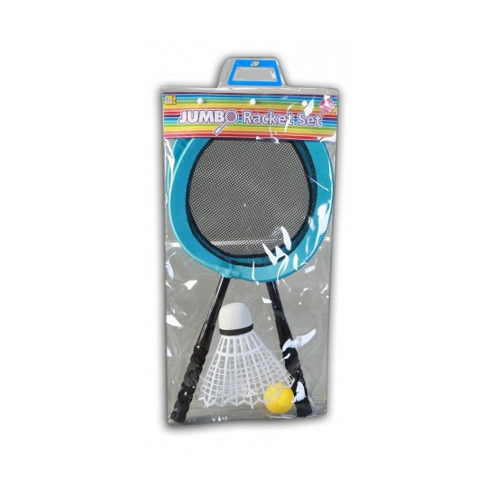 Jumbo tennis set 4-delig