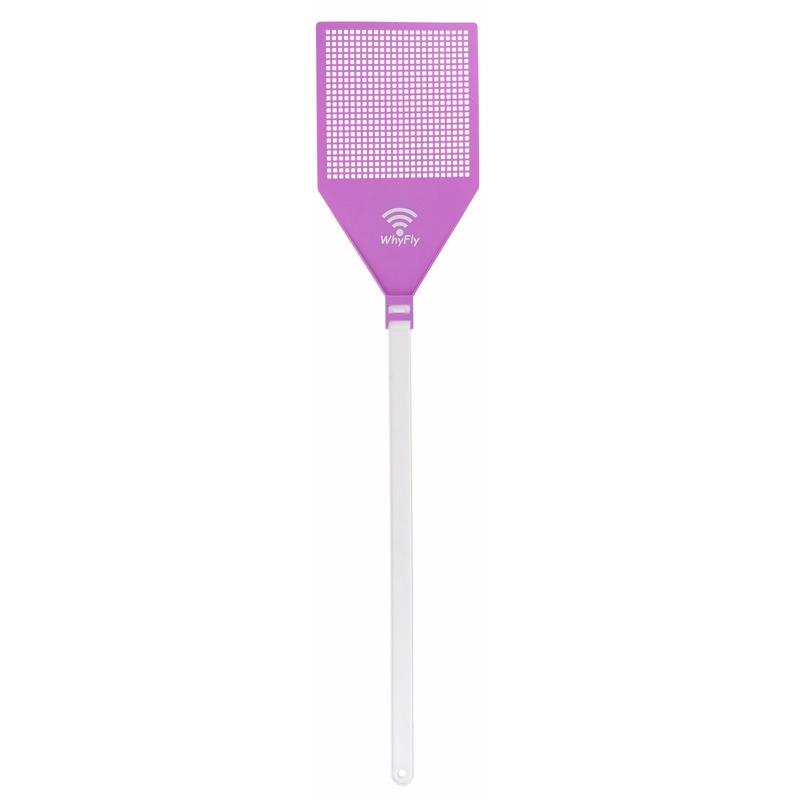 Jumbo vliegenmepper in het paars Geen Gadgets