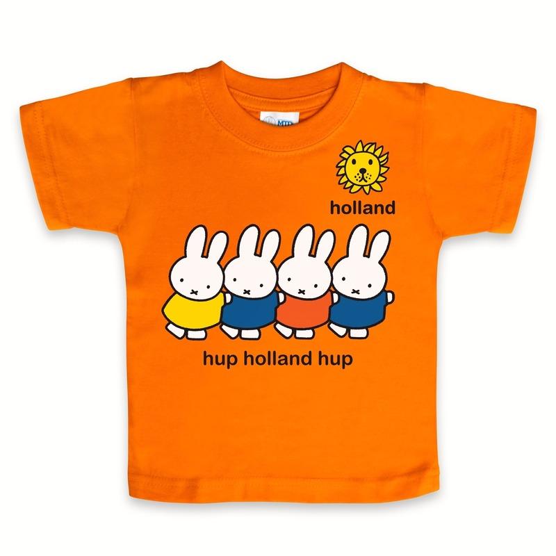 Kado t-shirt Nijntje babyshower