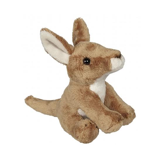 Kangoeroe knuffels 15 cm