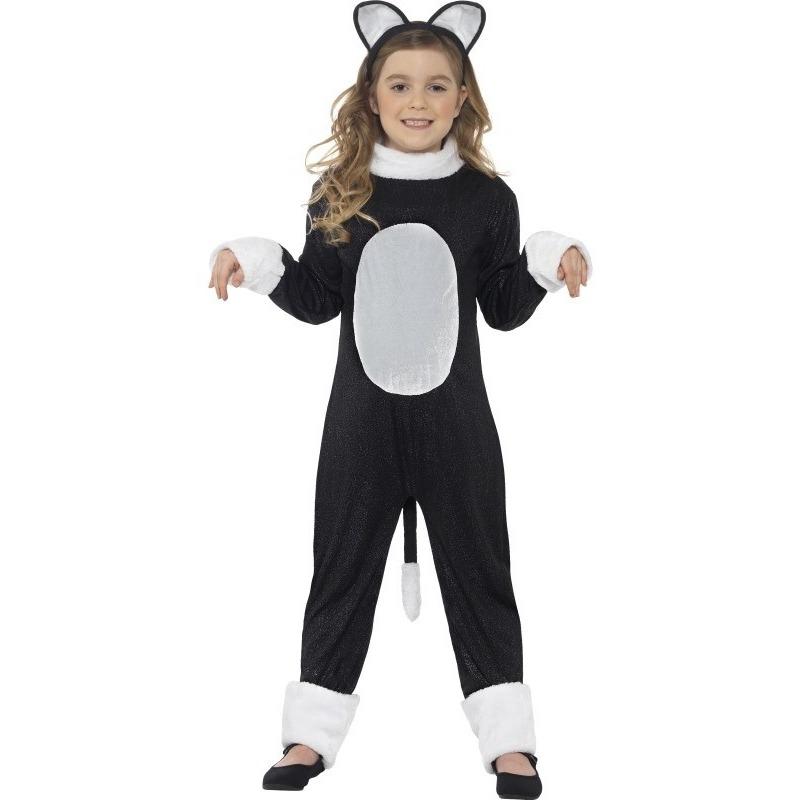 Katten-poezen kostuum voor kinderen