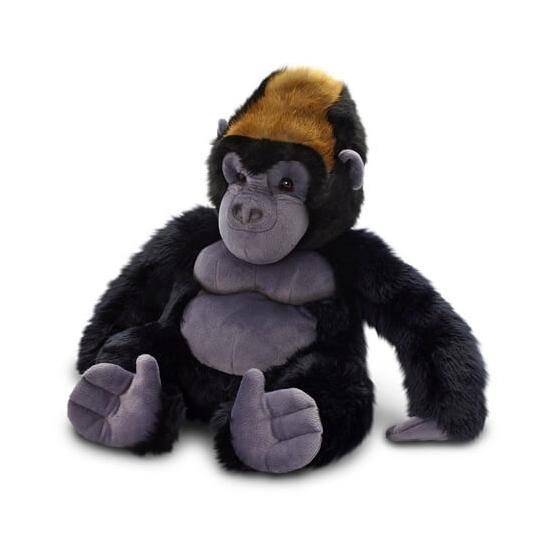Keel Toys pluche gorilla-aap knuffel 45 cm
