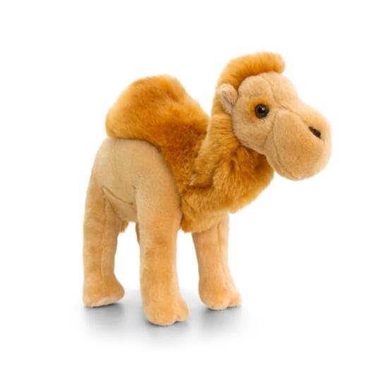Keel Toys pluche kameel knuffel 25 cm