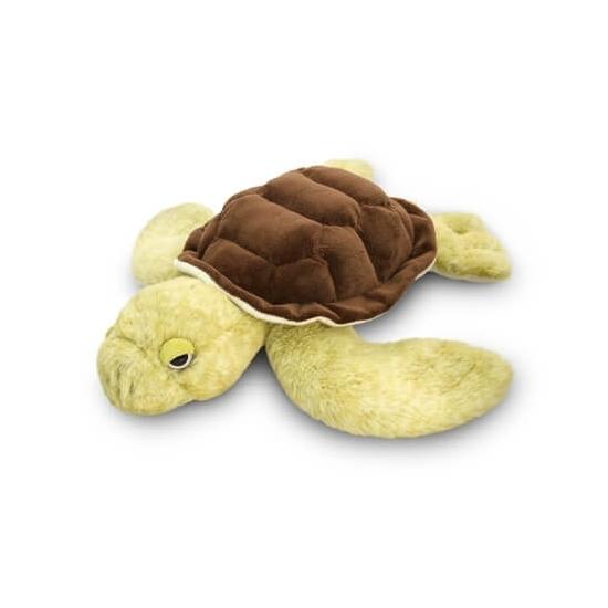 Keel Toys pluche zeeschildpad knuffel 35 cm