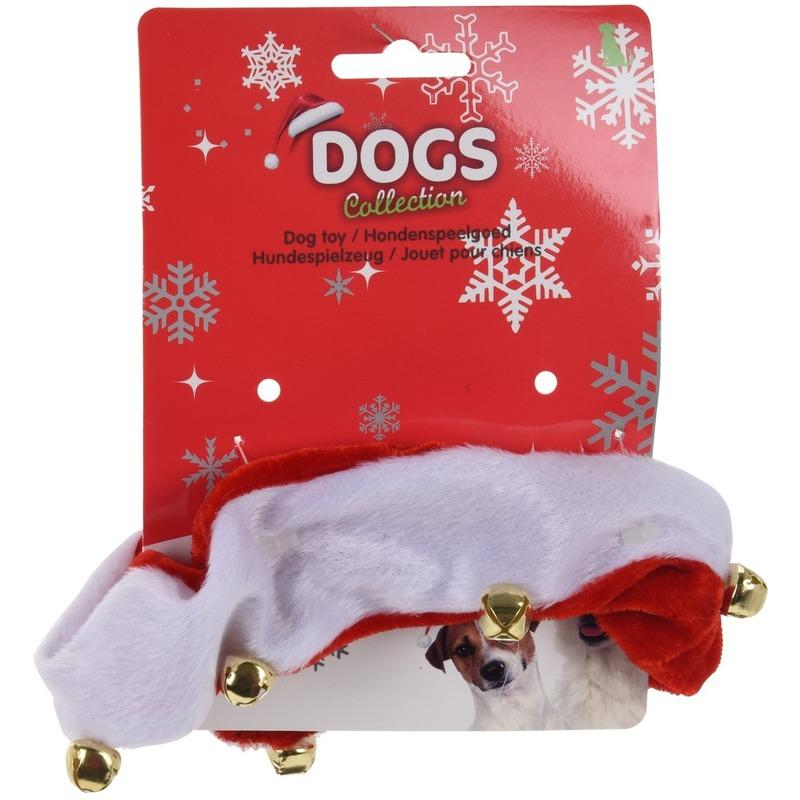Kerst halsband voor honden