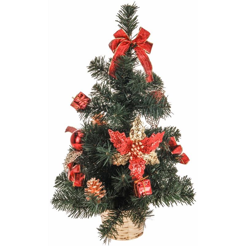 Mini kerstboom kopen online internetwinkel for Versiering goud