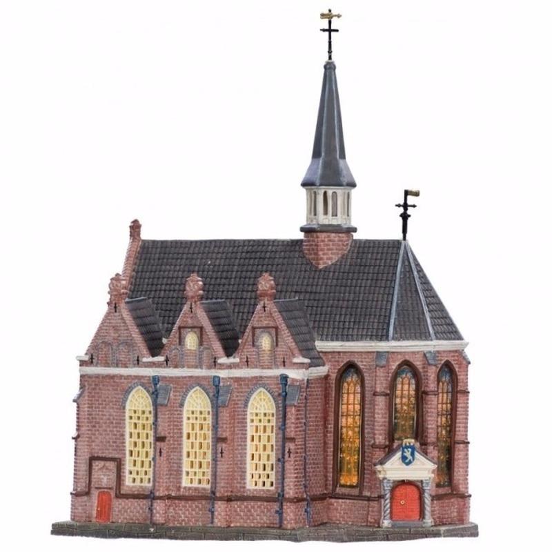 Kerstdorp Leeuwarden Jacobijnerkerk