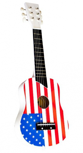 Kinder gitaar USA