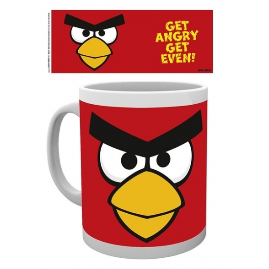 Koffiebeker Angry Birds 285ml