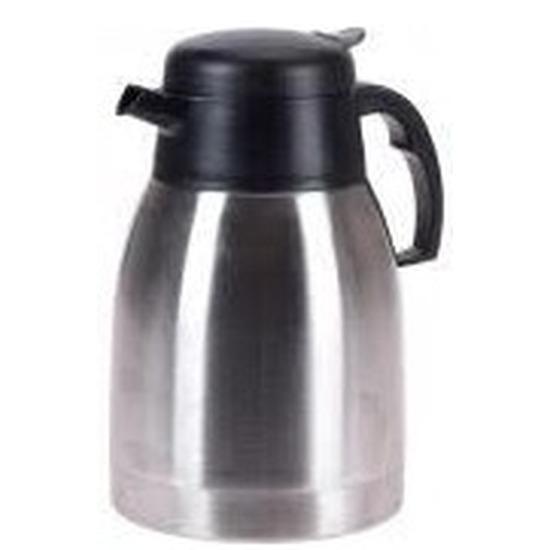 Koffiekan-thermoskan dubbelwandig 1,5 liter