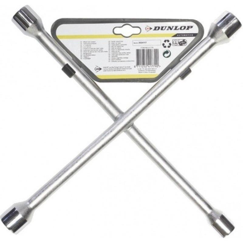 Kruissleutel voor auto wielen 17-19-21-33 mm