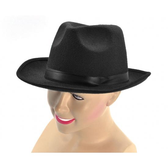 Look-a-like Freddy Krueger hoed