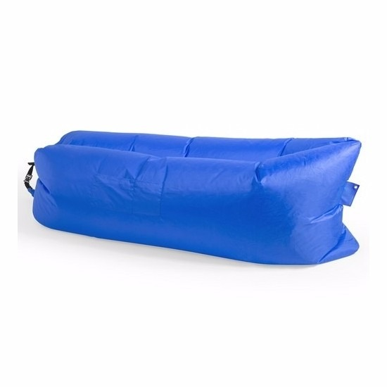 Outdoor Vakantie Capshopper Lounge lucht bed bank blauw