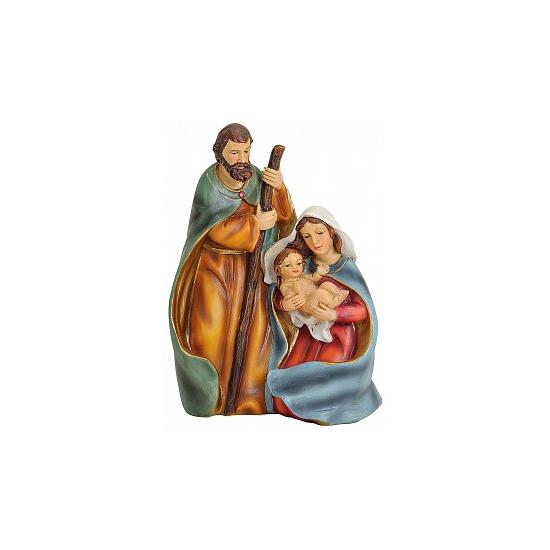 Maria en Jozef beeld 16 cm